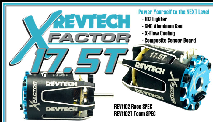 NEW X-FACTOR 17.5T