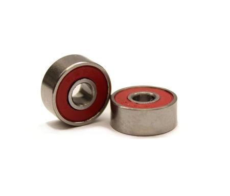 Certified plus red seal ceramic motor bearings 2 for Ceramic bearings for electric motors