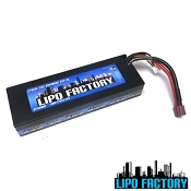 2S 7.4v 5000mah 60C Pack With T-Plug (Deans Style)
