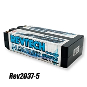 Rev2037-5 Revtech 6100  7.6v Lipo-HV Shorty