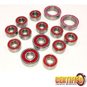 Yokomo YZ2 Certified Red Seal Ceramic Bearing Set (14)