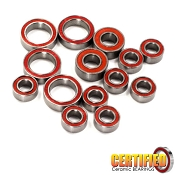Team Associated B6 Series & B5M Certified Red Seal Ceramic Bearing Set (14)