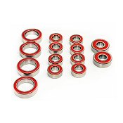 TLR 22 5.0 Elite Certified Red Seal Ceramic Ball Bearing Set (14)