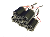 Micro Brushed Motor 1/16 & 1/18 Scale (5) Bulk
