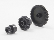 48P Lightweight Precision Steel Pinion Gears