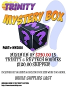 Mystery Box VERY LIMITED from Trinity Revtech Monster EPIC Killer Bee