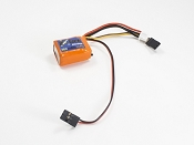 350mAh 7.4v 2S RXtech Li-Po Receiver Pack with Switch