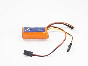 500mAh 7.4v 2S RXtech Li-Po Receiver Pack with Switch