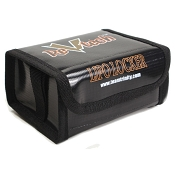 LiPo Safety Locker for 2 Cell Shorty & Brick Battery Packs
