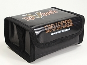 LiPo Locker for Brick or Shorty 2 Cell Battery Packs