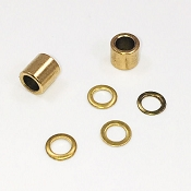 Universal Brushless Motor Rotor Shim Kit (6)
