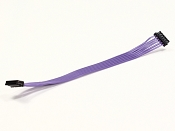 105mm Purple Ribbon Style Sensor Wire Super Flexible