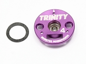 D4 Timing End Plate with Ball Bearing & Insulator Washer