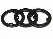 D4 Aluminum Timing Ring Black (3)