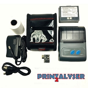 Printalyser 2 Bluetooth Printer System for Motolyser