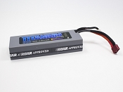 2S 7.4V 5500mah 50C Pack with T-Plug (Deans Style)
