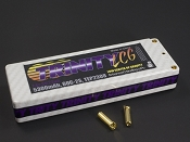 2S 7.4v 5300mah 60C High Voltage LCG Pack with 5MM Bullets