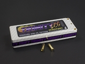 2S 7.4v 6300mah 60C High Capacity LCG Pack with 5MM Bullets