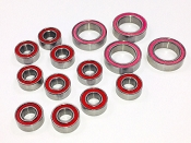Certified Xray T4 Touring Car Red Seal Ceramic Ball Bearing Set  (14)