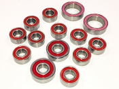 Certified Yokomo YZ2 Red Seal Ceramic Ball Bearing Set (14)