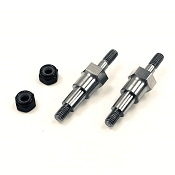 Titanium Shock Mounts Long (14.5mm) B6.1, B6.1D, T6.1, SC6.1