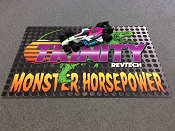 Monster Horsepower Large Pit Mat 41L