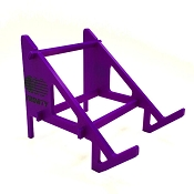 Trinity Power Supply Charger Stand (Purple)