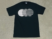 Trinity Shadow Logo T-Shirt (Black)