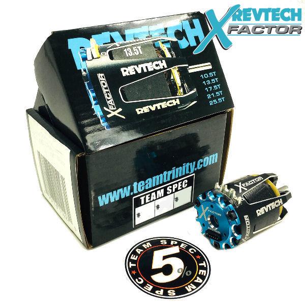 X-Factor 17 5T Team SPEC Brushless Motor