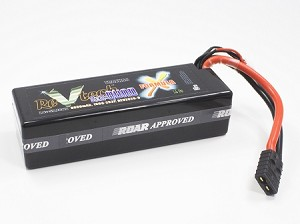 2S 7.4v 8000mah 150C Pack with Tx Plug (Traxxas Style)