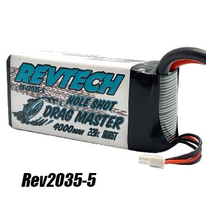 3S 11.1V 4000MAH 110C 220C Burst LiPo Drag Racing Pack No Plug
