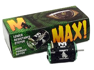 "Monster ""MAX"" 17.5T Spec Brushless Motor"