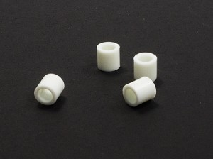 4.5mm Non-Magnetic PTFE Rotor Spacers (4)