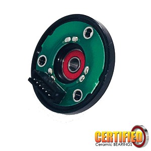 Drag Master/Monster Sensor Board with Red Seal Ceramic Bearing