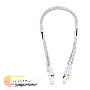 2S Pro Charge Cable with Deans Connector (White)