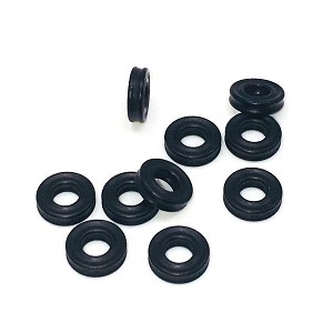 "X-Profile Quad Seal 1/8"" Shock O-Rings (10)"