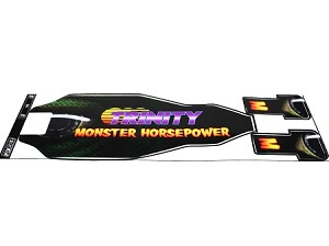 Chassis Protector Associated B6/B6D Monster Horsepower
