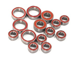 Certified Plus B6 Series & B5M Red Seal Ceramic Ball Bearing Set (14)