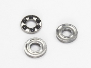 Team Associated & TLR 1/10 Differential Captured Ceramic Thrust Washer Kit