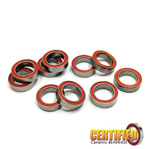 10x15x4mm Certified Red Seal Ceramic Bearings (10)