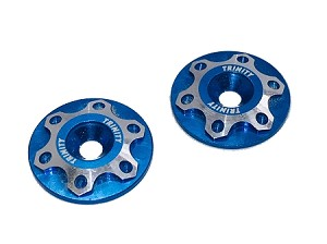 1/10 Universal Aluminum Wing Mount Washers (2) NEW Design!