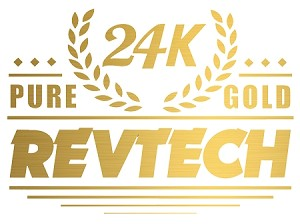 "Revtech 24K ""Pure Gold"" T-Shirt"